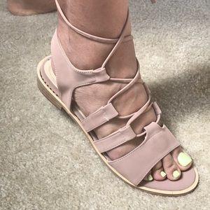 Mauve Shoes NWOT